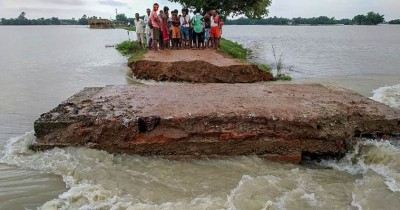 Villagers of these villages of Madhya Pradesh stop traveling in rain