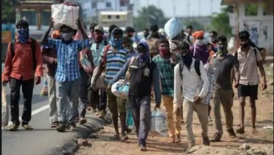 Madhya Pradesh government constitutes this commission to give jobs to migrant workers