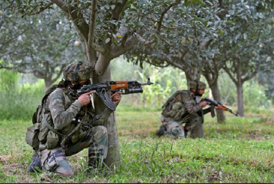 Encounter in Jammu and Kashmir's  Budgam, one militant killed, search operation underway