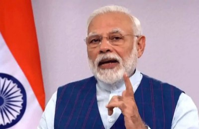 PM Modi in Mann Ki Baat says, 'Country will achieve new goal this year after corona'