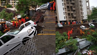 Pune Wall Collapsed Incident: Maharashtra Govt To Give 5-5 Lakhs Compensation to the family of deceased