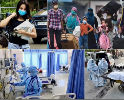 Corona wreaking havoc in Delhi, 62 deaths in 24 hours