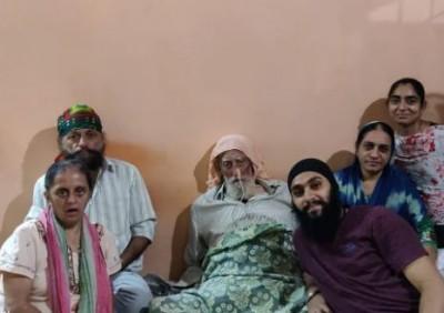 103-year-old Sukha Singh becomes oldest 'Corona Survivor'