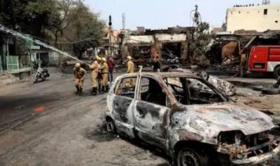 Police crackdown on Delhi violence case; 750 FIRs registered so far
