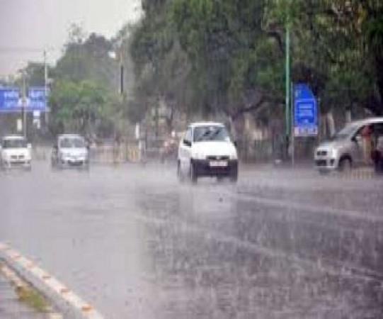 दिल्ली समेत इन शहरों में भी हो सकती है भारी वर्षा, इस दिन रहेगा मौसम ख़राब