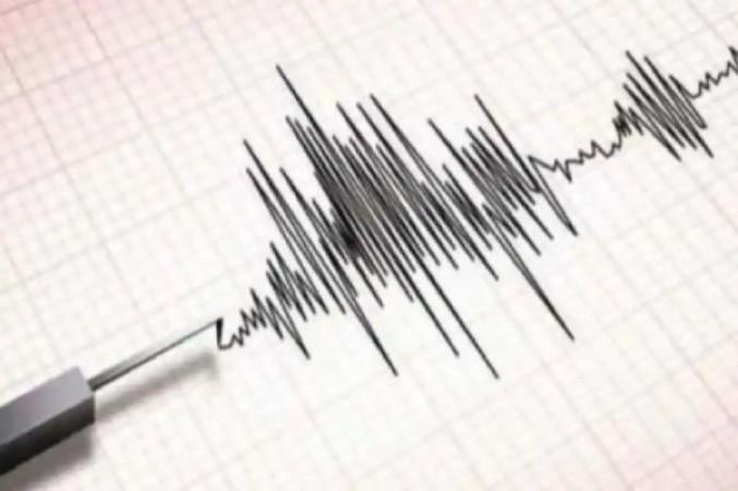 लद्दाख में एक बार फिर भूकंप ने दी दस्तक, जानिए क्या रही तीव्रता