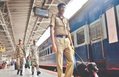 Security will be increased in the station on Holi, RPF jawans' holiday canceled