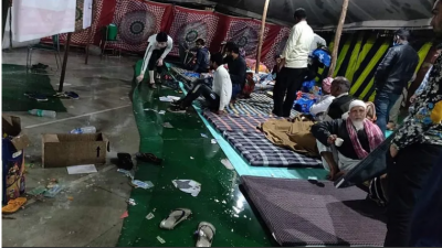 Rain wreaks havoc on Delhi violence victims, rainwater filled in relief camps