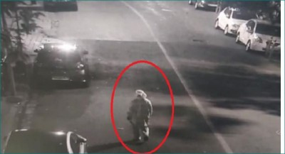 Suspect left an explosive-laden car outside Ambani's house was wearing PPE kit