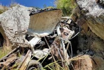 Himachal Pradesh: Uncontrolled jeep fell into the ditch
