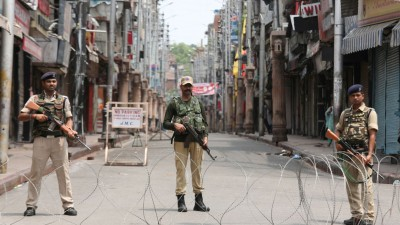 Big success of Jammu and Kashmir police, three Jaish supporters arrested