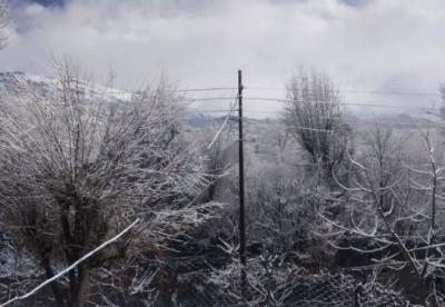 Snowfall in Himachal, Weather changes in Lahaul-Kullu