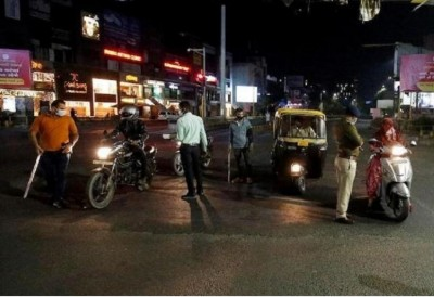 Shivraj government imposes night curfew, alert issued in Bhopal-Indore