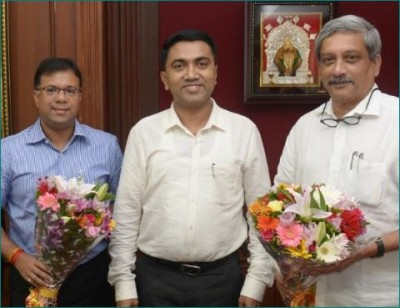 Goa CM pays tribute to Manohar Parrikar on his death anniversary