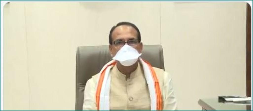 MP: 5 मई से 18+ को लगेगी वैक्सीन: CM शिवराज सिंह चौहान