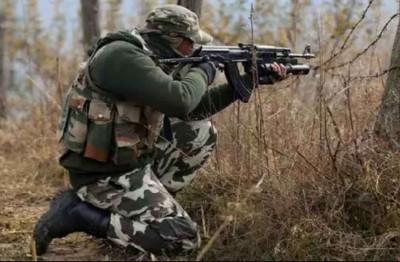 Chhattisgarh: Naxalites have no fear of corona virus, 17 soldiers martyred