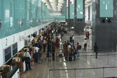 Corona: Students creates ruckus after suspension of operations of domestic airlines