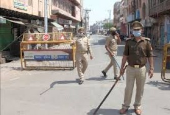 Now, corona curfew imposed in Bhopal till 19th April