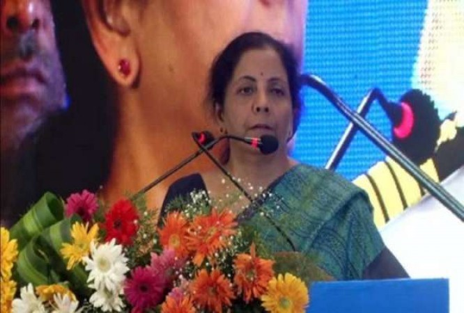 निर्मला सीतारमण की प्रेस वार्ता शुरू, आर्थिक पैकेज को लेकर हो सकता है बड़ा ऐलान