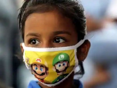 Central govt guideline: No need to wear mask for children who are below or 5 year of age