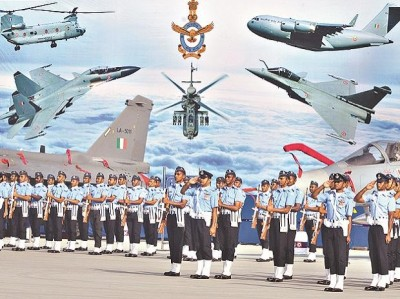 Indian Airforce providing critical medical services to tackle Covid 19