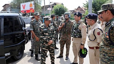 CPRF to start 24x7 helpline centre for families of soldiers