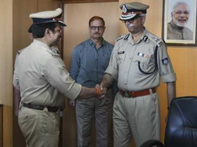 DGP Vivek Johri gives big advice to policemen