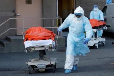 354 people died in last 24 hours from coronavirus