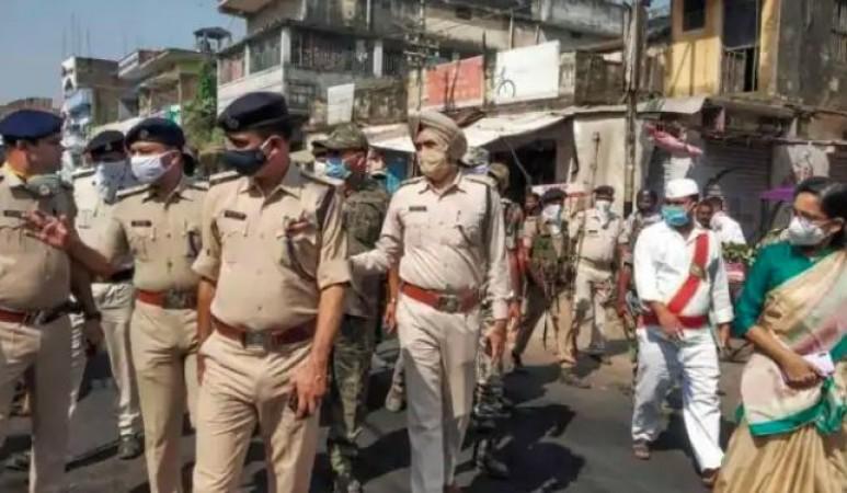 कोरोना संकट के दौरान भरा बिहार पुलिस का खज़ाना, जुर्माने में वसूले करोड़ों