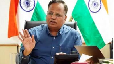 Delhi Health Minister Satyendra Jain's father passes away from corona, CM Kejriwal condoles