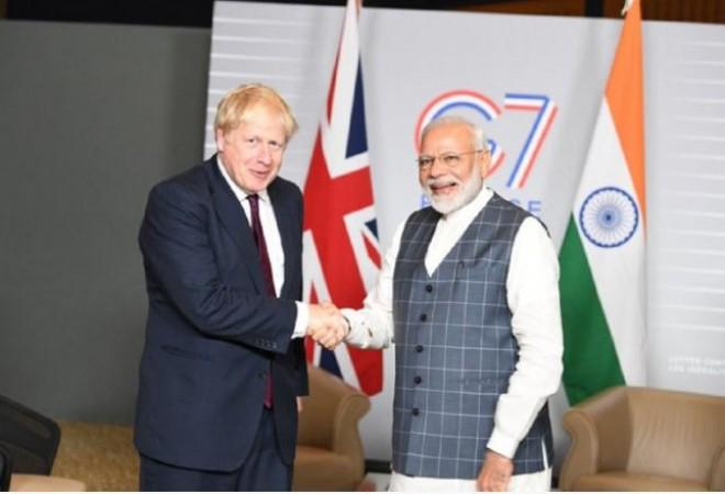 ब्रिटेन और भारत के बीच हुआ 1 अरब पाउंड का समझौता, 6500 लोगों को मिलेगा रोज़गार