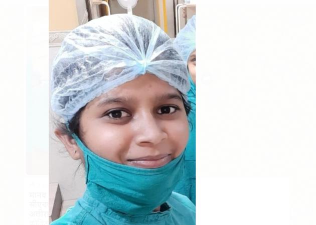निःस्वार्थ सेवा भावना से इंदौर में स्वास्थ्य सेवा दे रहीं हैं उदयगढ़ की बेटियां