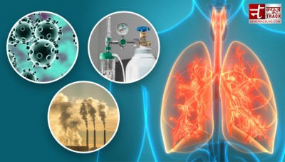 Lungs weakened by poisonous air, how can they withstand 'corona' attack?