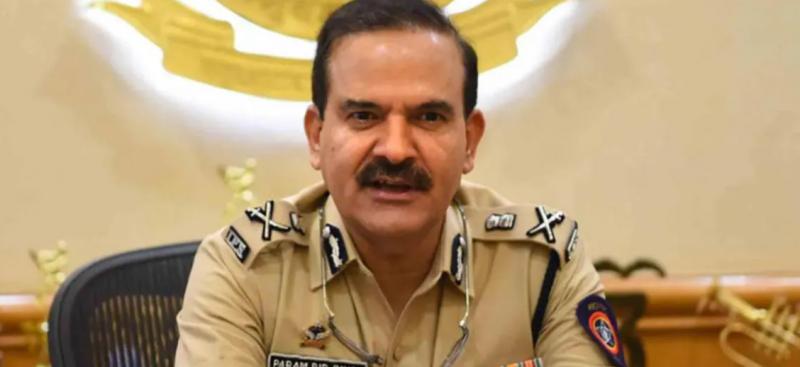 मुंबईः पत्र लिखकर तीन कारोबारियों ने परमबीर सिंह पर लगाया करोड़ों रुपये की वसूली का आरोप