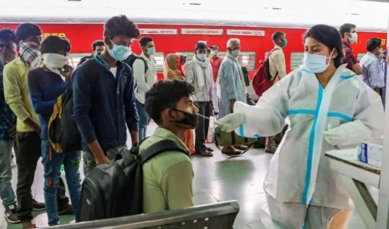 ओडिशा में नहीं थम रहा कोरोना का कहर, आज फिर सामने आए रिकॉर्ड मामले