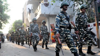 Security forces are busy in search of these terrorists