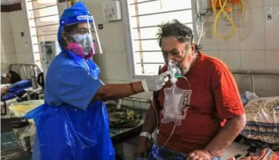 UN sends 10,000 oxygen concentraters to India to help in corona war
