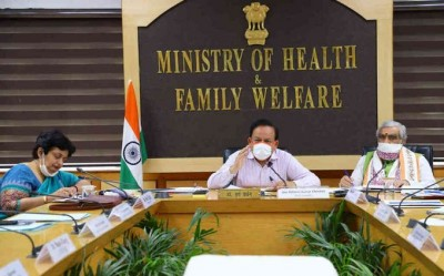 Health Ministry started trial of ayurvedic medicines for coronavirus treatment