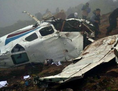 Airforce plane crashes in Punjab, pilot safe