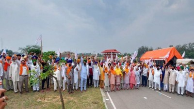 Farmer Protest: Thousands of farmers from Punjab to reach Delhi