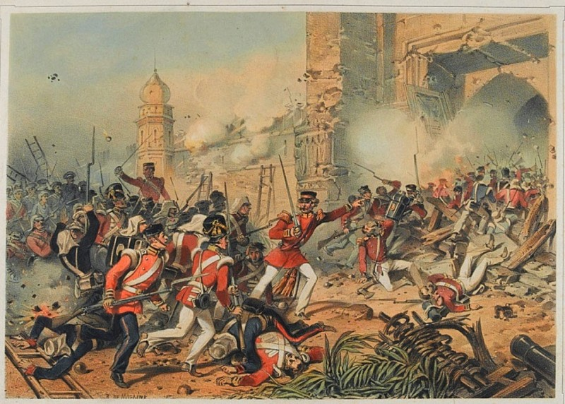 Spark of 1857 revolution was lit on this day, Know reason | NewsTrack  English 1