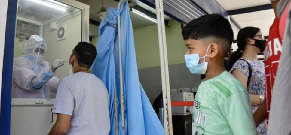 पुणे में आ गई कोरोना की तीसरी लहर!, 1 साल से कम उम्र के 249 बच्चे हुए संक्रमित