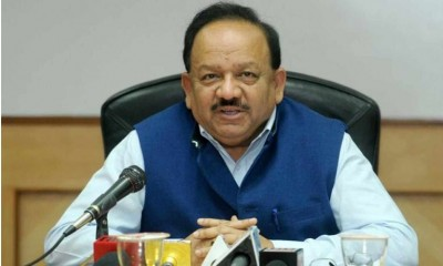 Not a single corona case in 180 districts of the country in the last 7 days: Dr Harsh Vardhan