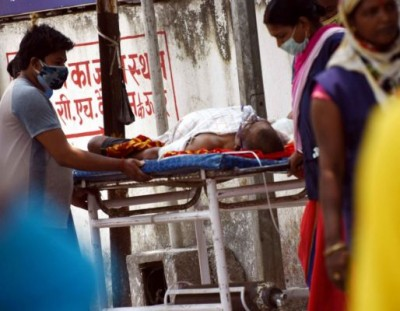 Pathetic condition of Bihar,75 deaths in 24 hours