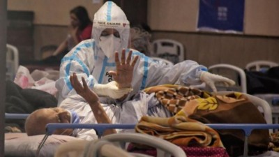 Second corona wave takes vicious turn, 88,959 people died in just 70 days