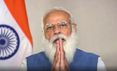 PM Modi praises scientists for their contribution to the battle against corona on National technology day