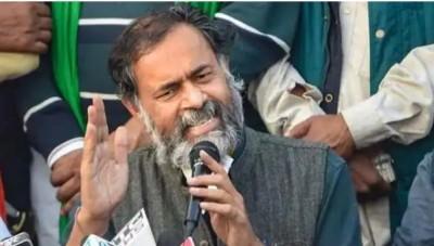 Farmer Agitation: Yogendra Yadav speaks on gangrape of girl at Tikri border