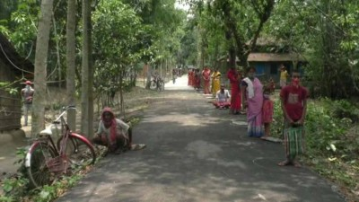 People of this village of West Bengal lives in 'lockdown' 365 days of year, Bangladeshi criminals create terror