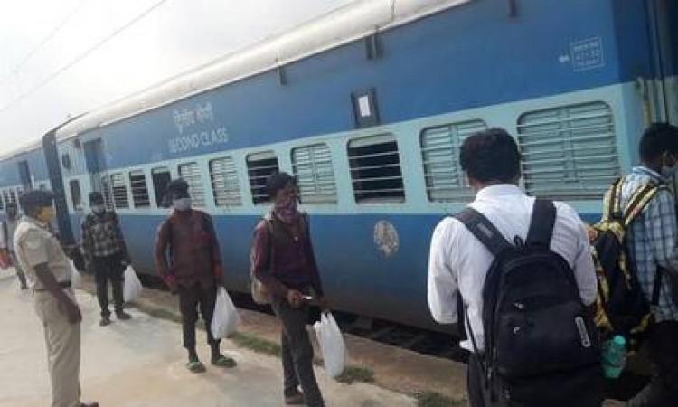 लॉकडाउन : अब इस स्थान से भी चलेंगी स्पेशल ट्रेनें