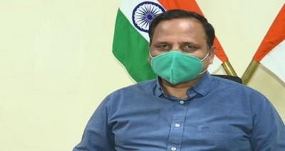 18+ vaccination centres closed in Delhi, Satyendra Jain says 'We don't have stock of covishield'